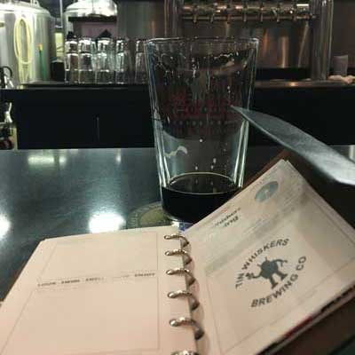 BeerPassports visits Tin Whiskers